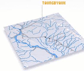 3d view of Taungbyauk