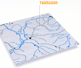 3d view of Taunggon