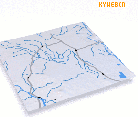 3d view of Kywèbon