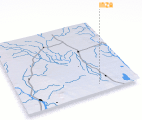 3d view of Inza