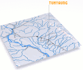 3d view of Tumyaung
