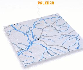 3d view of Paledan