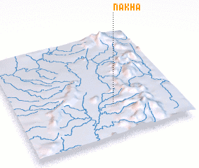 3d view of Nakha