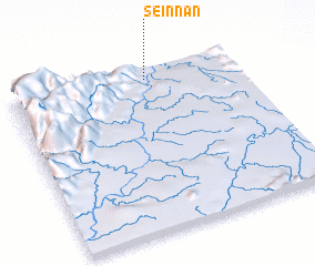 3d view of Seinnan