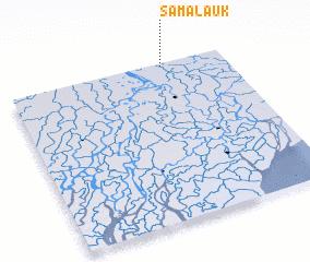 3d view of Samalauk
