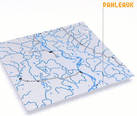 3d view of Pahle Auk