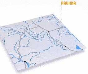 3d view of Paukma