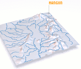 3d view of Mangon