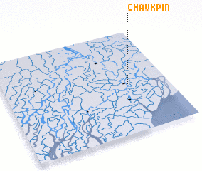3d view of Chaukpin