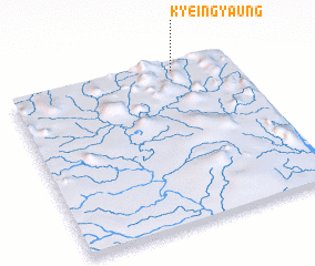 3d view of Kyeingyaung