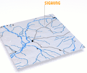 3d view of Sigaung
