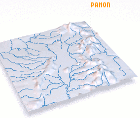 3d view of Pamon