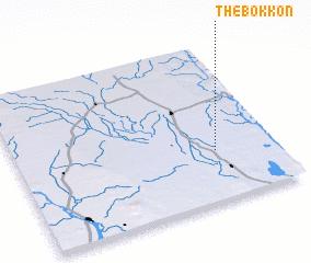 3d view of Thebokkon