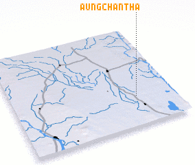3d view of Aungchantha