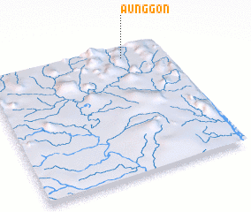 3d view of Aunggon