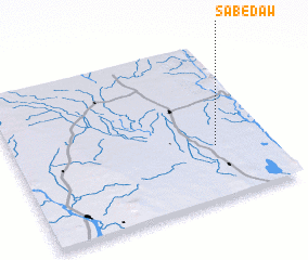 3d view of Sabedaw