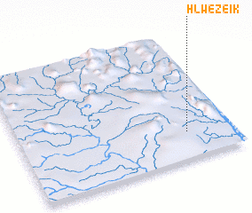 3d view of Hlwezeik