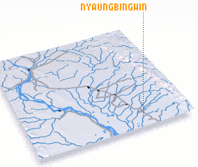 3d view of Nyaungbingwin