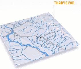 3d view of Thabyeyon