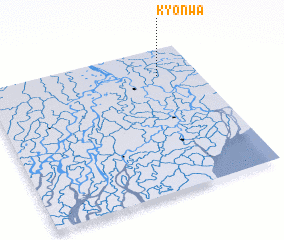 3d view of Kyonwa