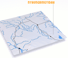 3d view of Nyaungbingyidaw