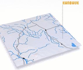 3d view of Kanbauk