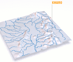 3d view of Khamo