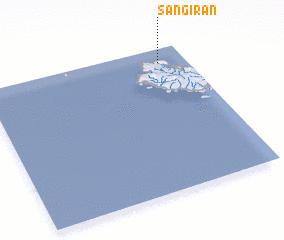 3d view of Sangiran