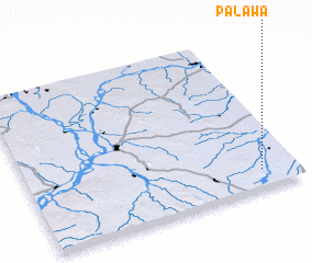 3d view of Palawa