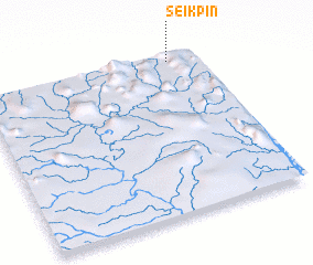 3d view of Seikpin