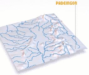 3d view of Padeingon