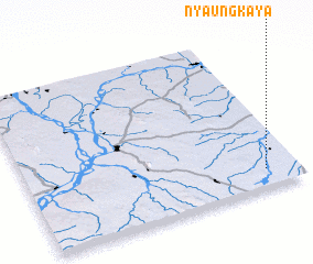 3d view of Nyaungkaya