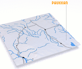 3d view of Paukkan