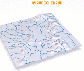 3d view of Nyaungchedauk