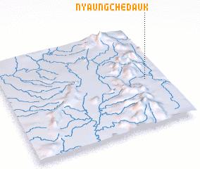 3d view of Nyaungchedauk