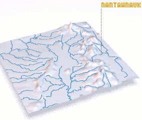3d view of Nantawnauk