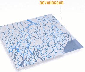 3d view of Neyaunggon