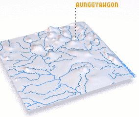 3d view of Aunggyawgon