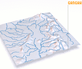 3d view of Gangaw