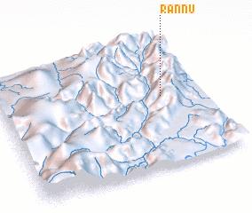 3d view of Rānnu