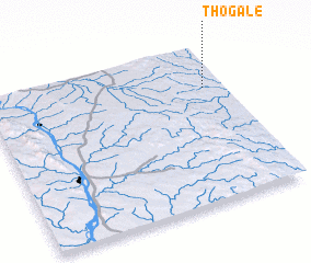 3d view of Thogale