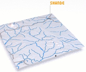3d view of Shande