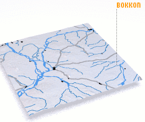 3d view of Bokkon