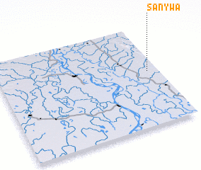 3d view of Sanywa
