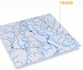 3d view of Ye-ozin