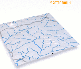 3d view of Sattobauk