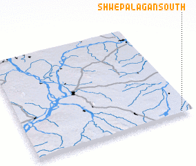 3d view of Shwepalagan South