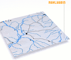 3d view of Mahlwabin