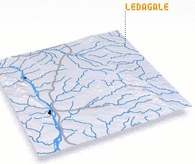 3d view of Ledagale