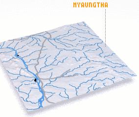 3d view of Myaungtha